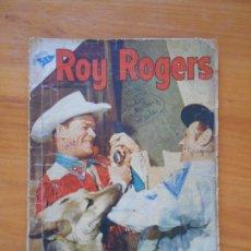 Tebeos: ROY ROGERS Nº 38 - EDITORIAL NOVARO - LEER DESCRIPCION (FW). Lote 179400108