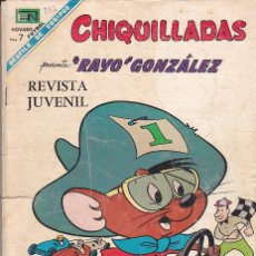 Tebeos: COMIC COLECCION CHIQUILLADAS Nº 237. Lote 179518208
