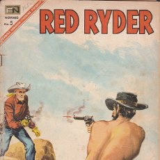 Tebeos: COMIC COLECCION RED RYDER Nº 163. Lote 179520003
