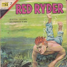 Tebeos: COMIC COLECCION RED RYDER Nº 169. Lote 179520048