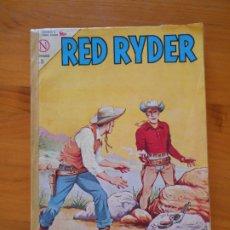 Tebeos: RED RYDER RETAPADO CON LOS NUMEROS 110, 56, 111, 112, 113, 109 (EN ESE ORDEN) - NOVARO (M1). Lote 179954097