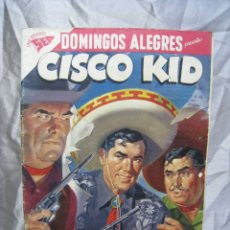 Tebeos: CISCO KID. NUM 202. NOVARO 1958. Lote 180103908
