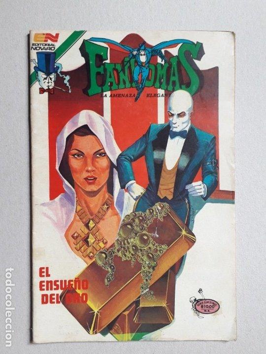 FANTOMAS N° 3-82 - ORIGINAL EDITORIAL NOVARO (Tebeos y Comics - Novaro - Otros)