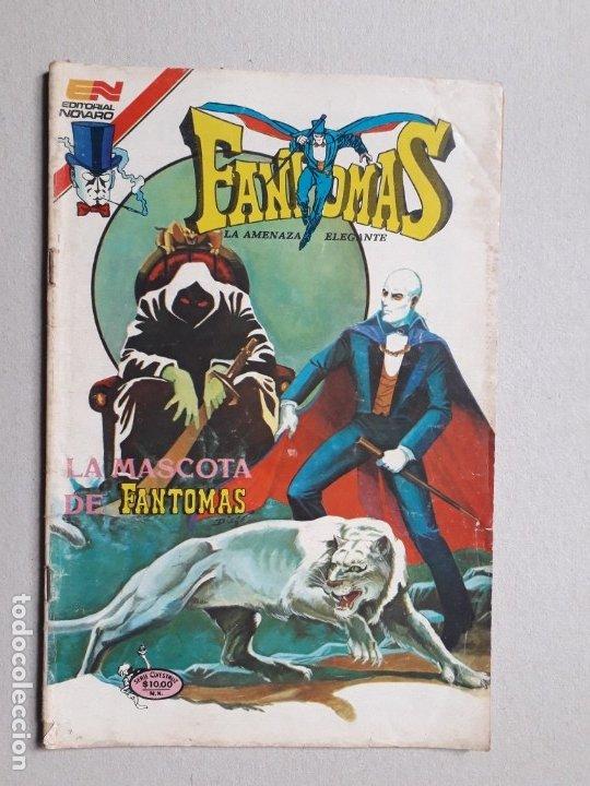 FANTOMAS N° 3-81 - ORIGINAL EDITORIAL NOVARO (Tebeos y Comics - Novaro - Otros)