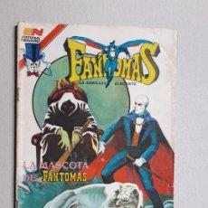 Tebeos: FANTOMAS N° 3-81 - ORIGINAL EDITORIAL NOVARO. Lote 180159097