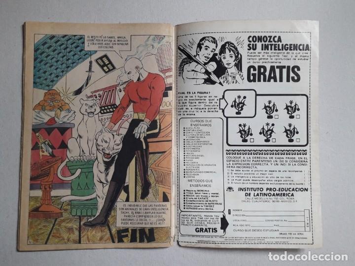Tebeos: Fantomas n° 3-81 - original editorial Novaro - Foto 3 - 180159097