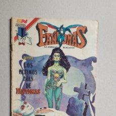 Tebeos: FANTOMAS N° 3-80 SERIE AVESTRUZ - ORIGINAL EDITORIAL NOVARO. Lote 180159232
