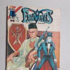 Tebeos: FANTOMAS N° 3-78 SERIE AVESTRUZ - ORIGINAL EDITORIAL NOVARO. Lote 180159367
