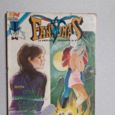 Tebeos: FANTOMAS N° 3-64 SERIE AVESTRUZ - ORIGINAL EDITORIAL NOVARO. Lote 180159898