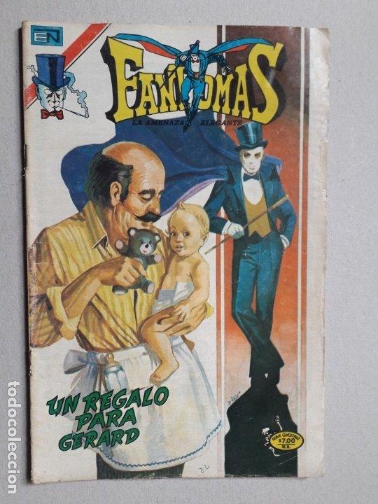 FANTOMAS N° 3-53 SERIE AVESTRUZ - ORIGINAL EDITORIAL NOVARO (Tebeos y Comics - Novaro - Otros)