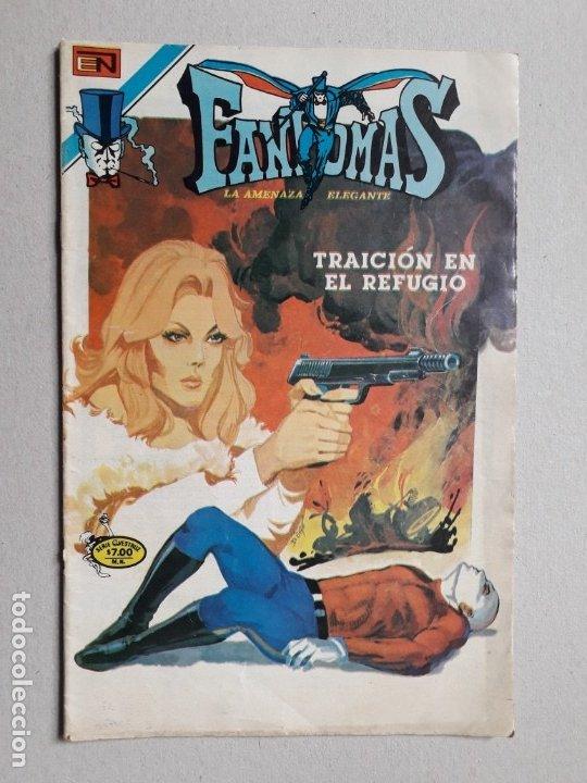 FANTOMAS N° 3-51 SERIE AVESTRUZ - ORIGINAL EDITORIAL NOVARO (Tebeos y Comics - Novaro - Otros)