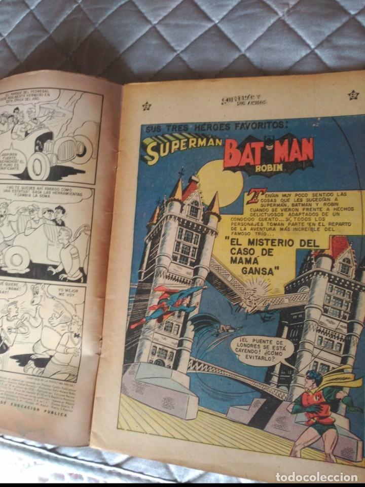 Tebeos: Superman y sus Amigos Nº 16 Novaro - Foto 3 - 180184401