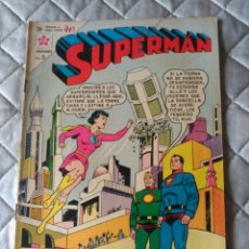 Tebeos: SUPERMAN NOVARO Nº 413. Lote 180184975