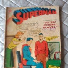 Tebeos: SUPERMAN NOVARO Nº 176. Lote 180187045