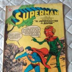 Tebeos: SUPERMAN NOVARO Nº 164. Lote 180187356