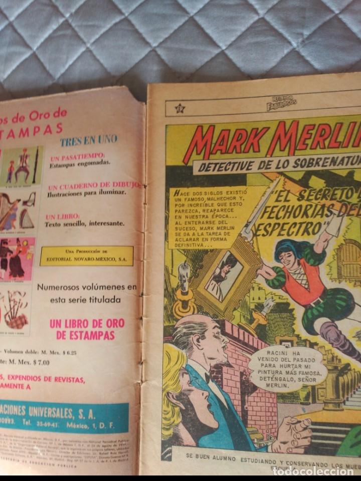 Tebeos: Relatos Fabulosos Nº 43 MUY DIFÍCIL - Foto 3 - 180190328