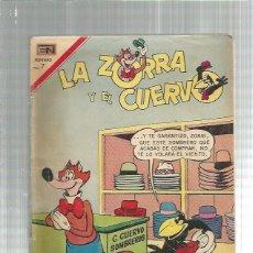 Tebeos: ZORRA Y EL CUERVO 244. Lote 180224538