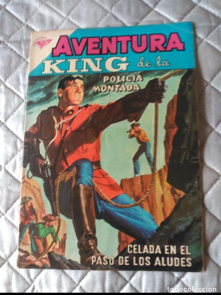 AVENTURA Nº 111 MUY BUEN ESTADO (Tebeos y Comics - Novaro - Aventura)