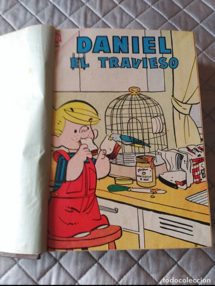 Tebeos: NOVARO tomo con 29 cómics de Territoons años 60 (Tom y Jerry-Perikita-El conejo...) - Foto 2 - 180257395