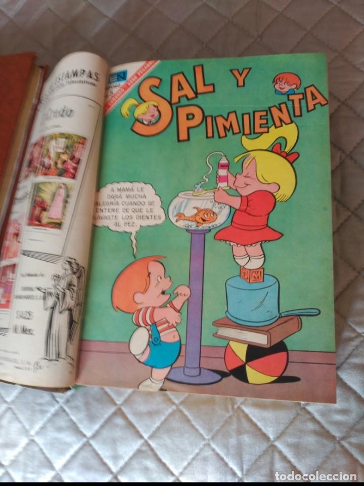 Tebeos: NOVARO tomo con 29 cómics de Territoons años 60 (Tom y Jerry-Perikita-El conejo...) - Foto 4 - 180257395