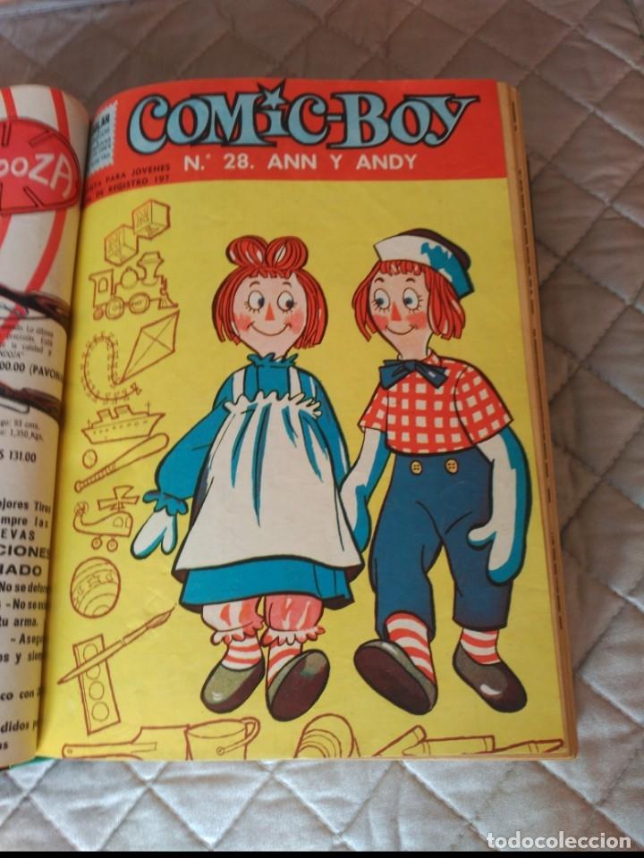 Tebeos: NOVARO tomo con 29 cómics de Territoons años 60 (Tom y Jerry-Perikita-El conejo...) - Foto 7 - 180257395