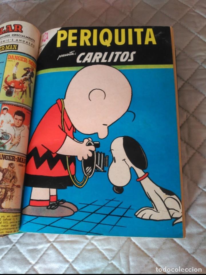 Tebeos: NOVARO tomo con 29 cómics de Territoons años 60 (Tom y Jerry-Perikita-El conejo...) - Foto 8 - 180257395