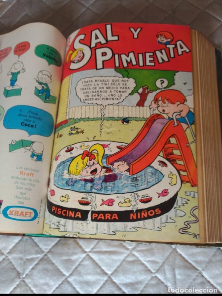 Tebeos: NOVARO tomo con 29 cómics de Territoons años 60 (Tom y Jerry-Perikita-El conejo...) - Foto 13 - 180257395
