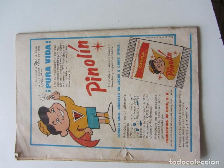 Tebeos: RED RYDER Nº 128 EDITORIAL NOVARO 1965 CX27 - Foto 4 - 180265466