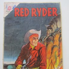 Tebeos: RED RYDER Nº 128 EDITORIAL NOVARO 1965 CX27. Lote 180265466