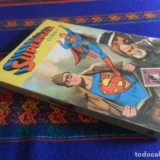 Tebeos: BUEN PRECIO, NOVARO SUPERMAN EXTRA Nº 1 COLOR TAPAS DURAS. 1978. 192 PÁGINAS. . Lote 180296592