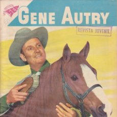 Tebeos: COMIC COLECCION GENE AUTRY Nº 55. Lote 180320555