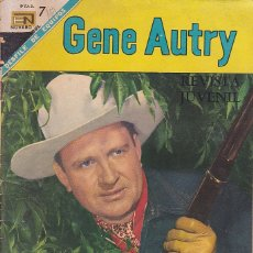 Tebeos: COMIC COLECCION GENE AUTRY Nº 167. Lote 180321502