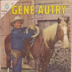 Tebeos: COMIC COLECCION GENE AUTRY Nº 142. Lote 180322326
