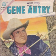 Tebeos: COMIC COLECCION GENE AUTRY Nº 143. Lote 180322358