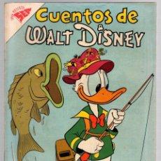 Tebeos: CUENTOS DE WALT DISNEY. Nº 161. 1 DE MAYO DE 1958. SEA. Lote 180345393