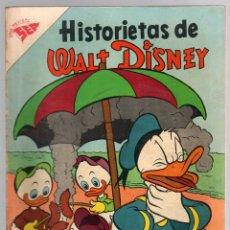 Tebeos: HISTORIETAS DE WALT DISNEY. SEA. Nº 121. 15 DE MAYO DE 1958. Lote 180345898