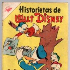 Tebeos: HISTORIETAS DE WALT DISNEY. SEA. Nº 90. 1 DE FEBRERO DE 1957. Lote 180346013