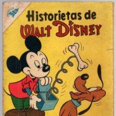 Tebeos: HISTORIETAS DE WALT DISNEY. SEA. Nº 93. 15 DE MARZO DE 1957. Lote 180346130