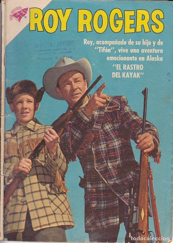 Tebeos: COMIC COLECCION ROY ROGERS Nº 96 - Foto 1 - 180391548
