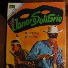 Tebeos: EL LLANERO SOLITARIO - NOVARO Nº185. Lote 219360750
