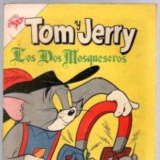 Tebeos: TOM Y JERRY. LOS DOS MOSQUESEROS. Nº 88. 10 DE JUNIO DE 1958. Lote 180447765