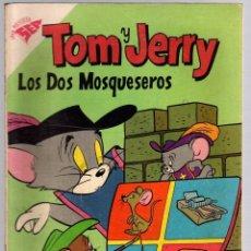 Tebeos: TOM Y JERRY. LOS DOS MOSQUESEROS. Nº 93. 15 DE AGOSTO DE 1958. Lote 180447951