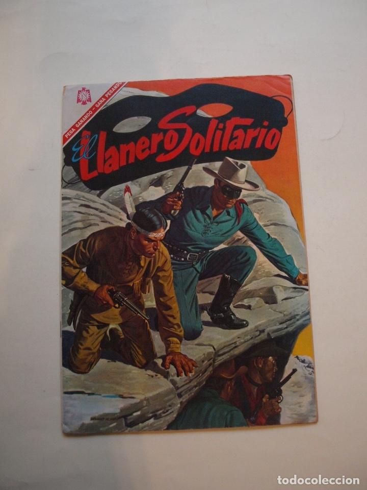 EL LLANERO SOLITARIO Nº 162 - NOVARO 1966 (Tebeos y Comics - Novaro - El Llanero Solitario)