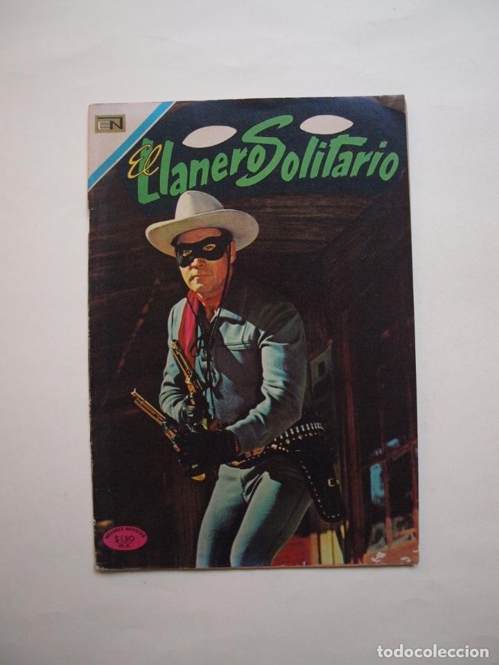 EL LLANERO SOLITARIO Nº 221 - NOVARO 1970 (Tebeos y Comics - Novaro - El Llanero Solitario)