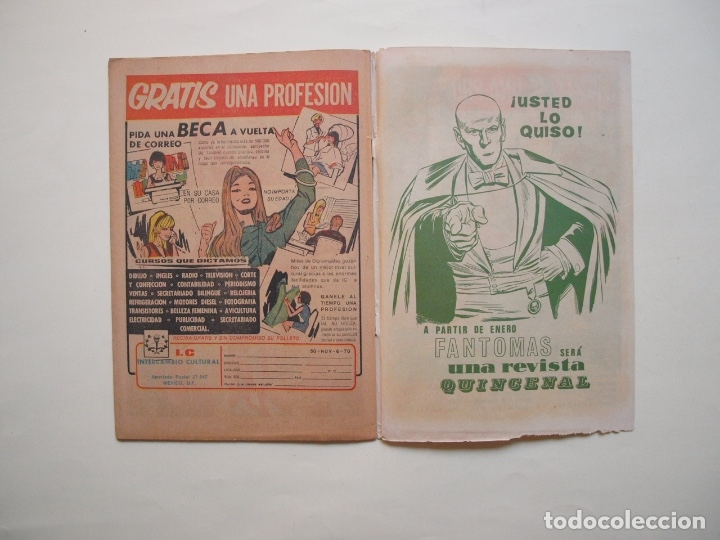 Tebeos: EL LLANERO SOLITARIO Nº 221 - NOVARO 1970 - Foto 4 - 180877705