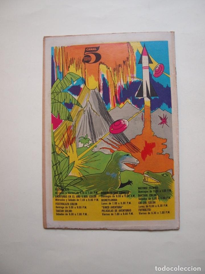 Tebeos: EL LLANERO SOLITARIO Nº 221 - NOVARO 1970 - Foto 5 - 180877705