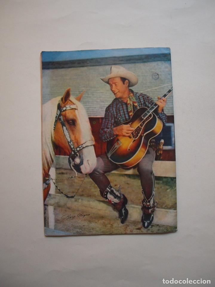 Tebeos: ROY ROGERS Nº 26 - NOVARO - SEA - 1954 - Foto 5 - 180879045