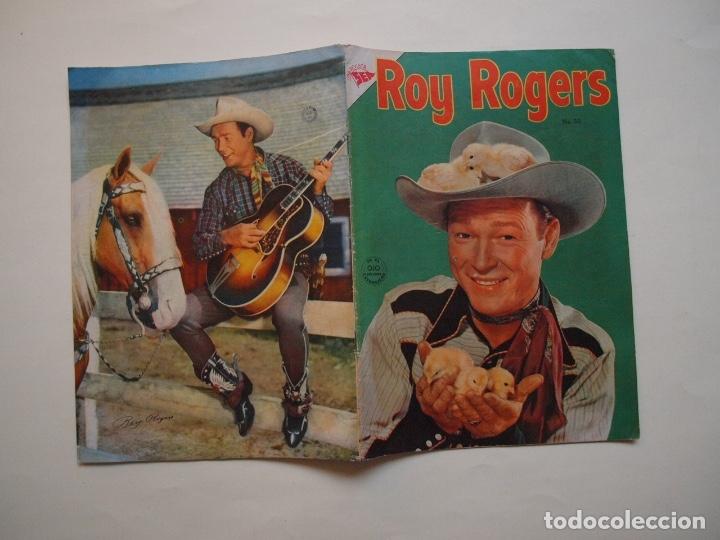 Tebeos: ROY ROGERS Nº 26 - NOVARO - SEA - 1954 - Foto 6 - 180879045