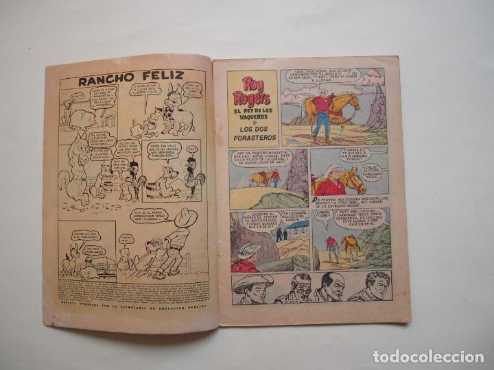 Tebeos: ROY ROGERS Y TIGRE Nº 48 - NOVARO - SEA - 1956 - Foto 2 - 180882826