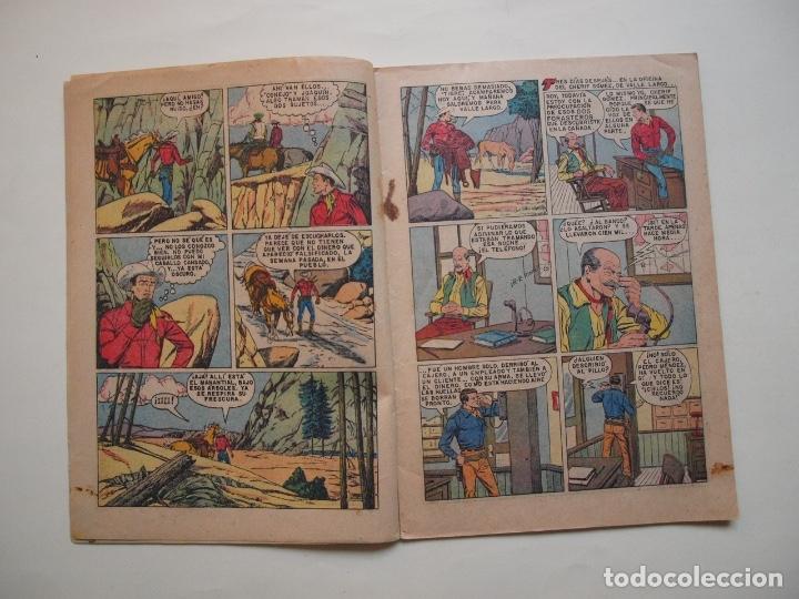 Tebeos: ROY ROGERS Y TIGRE Nº 48 - NOVARO - SEA - 1956 - Foto 3 - 180882826